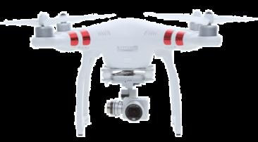 Modell fliegen mit Drohnen