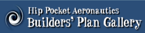 Hip Pocket Aeronautics Builder's Plan Gallery