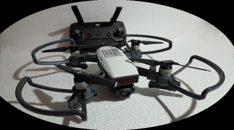 Drohnen fliegen mit der DJI Spark