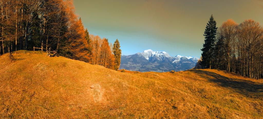 Drohnen fliegen in Berchtesgaden Hohes Brett, Hoher Göll